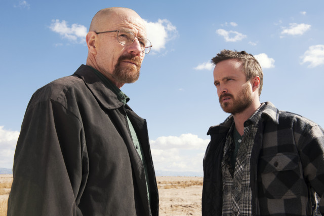 emmy nominations breaking bad