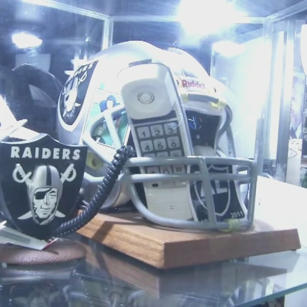 Raiders fans react to stadium fight