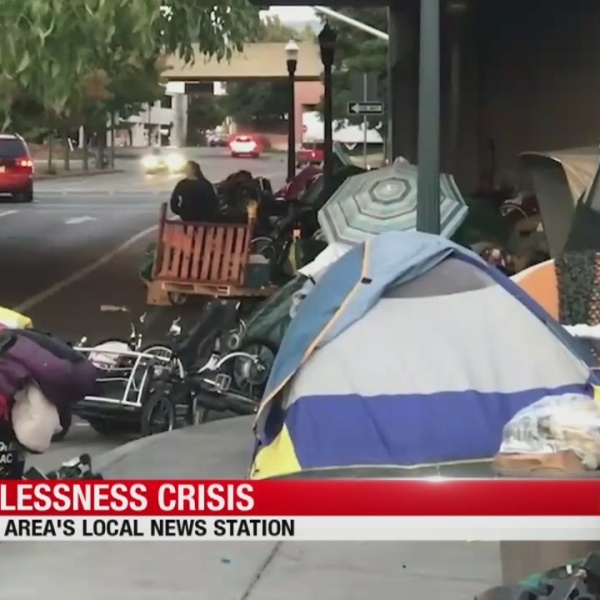 Study: Homelessness crisis in Bay Area is worse than many think