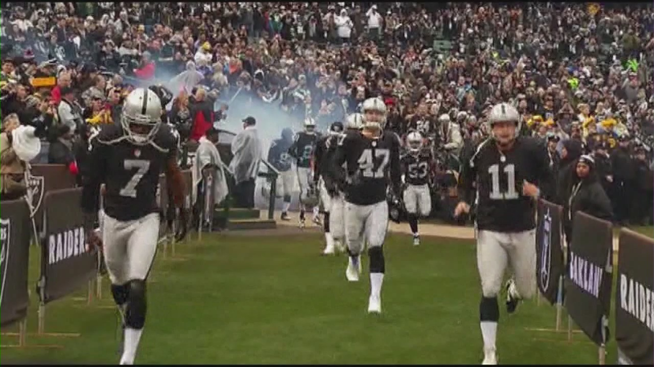 Where Raiders will play for 2019 season is unknown