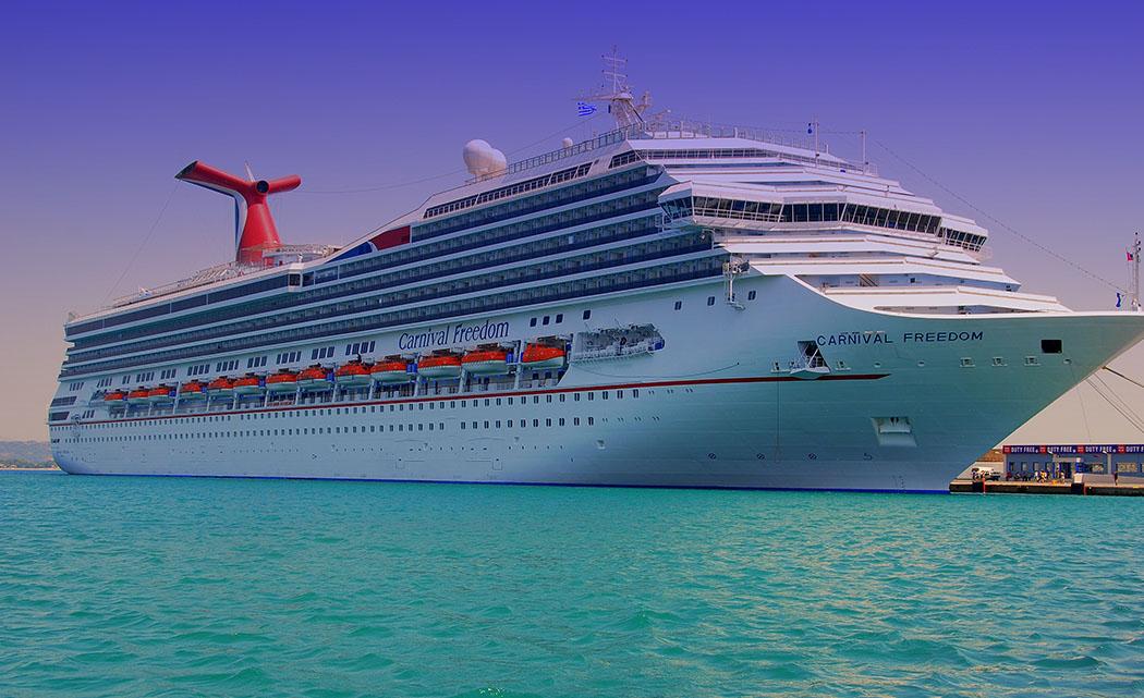 carnival cruise line photo