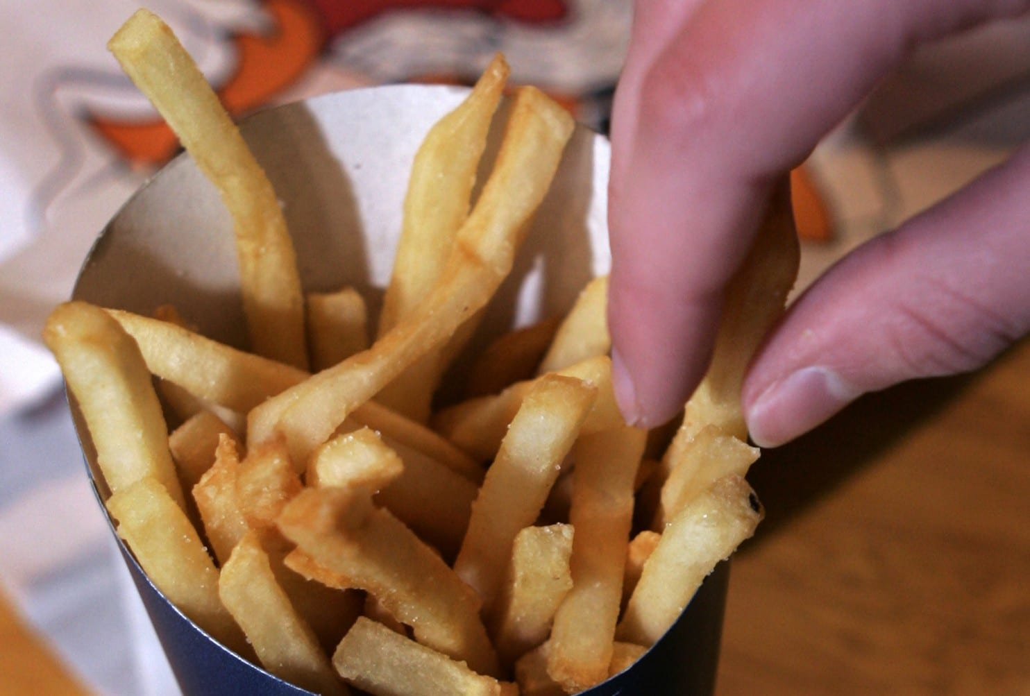 french fries generic