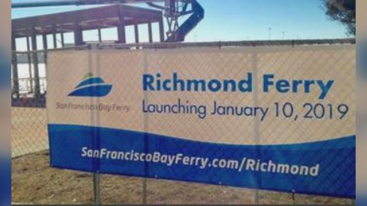 richmond ferry