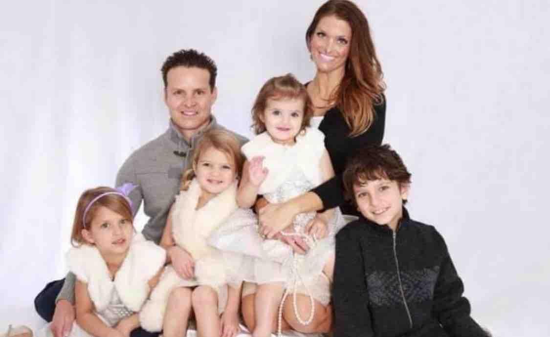 david stokoe and family