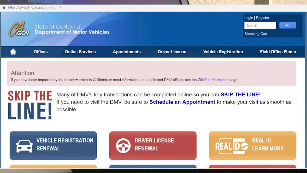 CA DMV sending out renewed licenses, ID cards soon