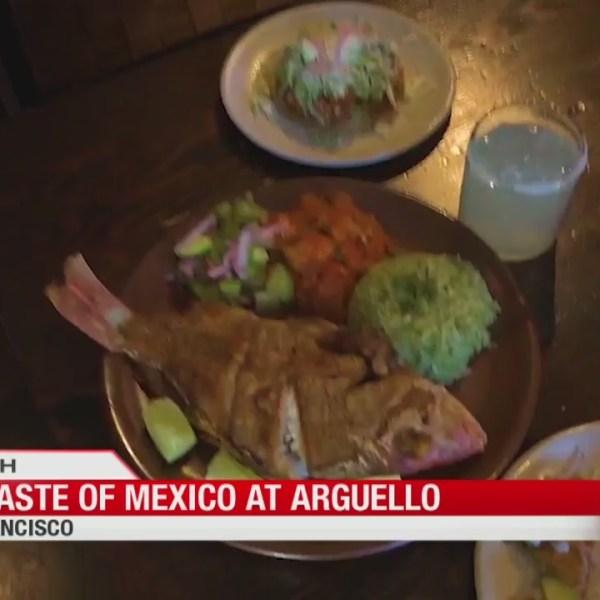 Dine and Dish: Arguello
