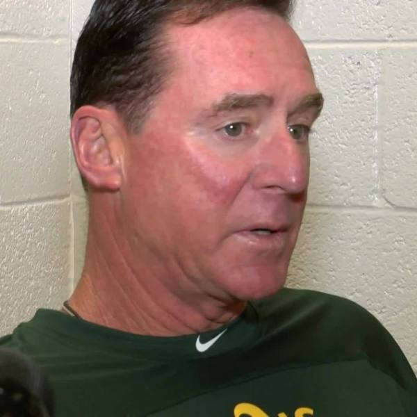A's manager Bob Melvin on the status of Khris Davis