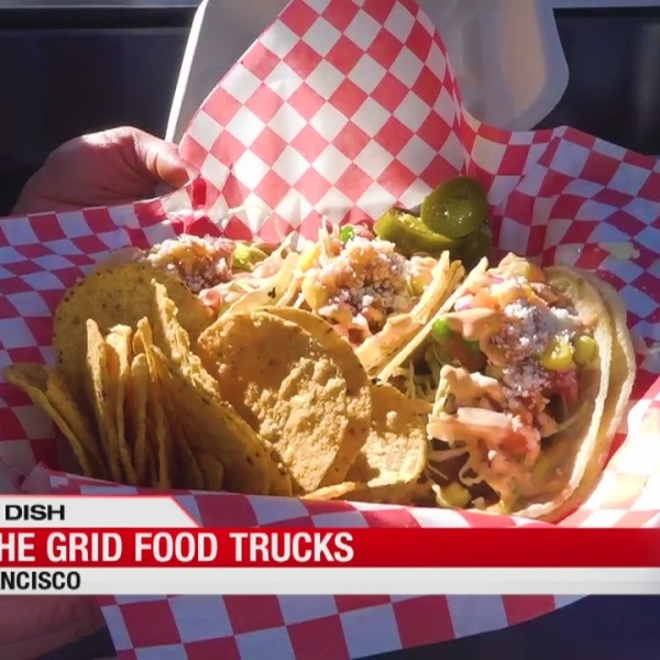 Dine and Dish: Off the Grid Food Trucks