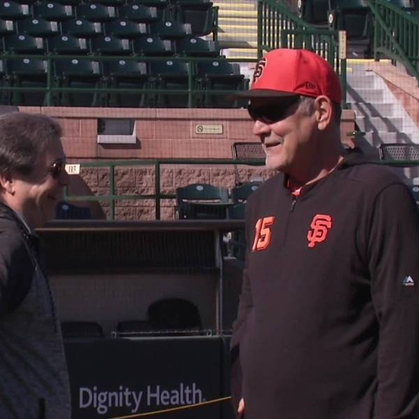 Giants on Bruce Bochy's retirement
