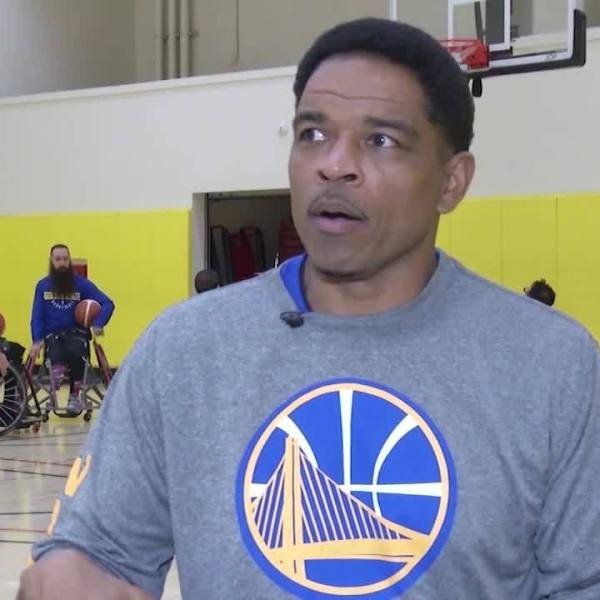 Inspiring athletes: The Golden State Road Warriors