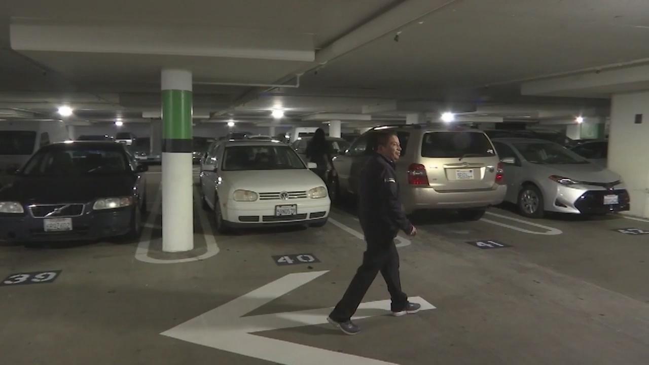 San Francisco sees drop in car break-ins in parking garages