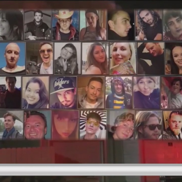 36 victims remembered in Ghost Ship Fire 2 years ago
