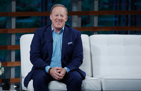 sean spicer coming to berkeley