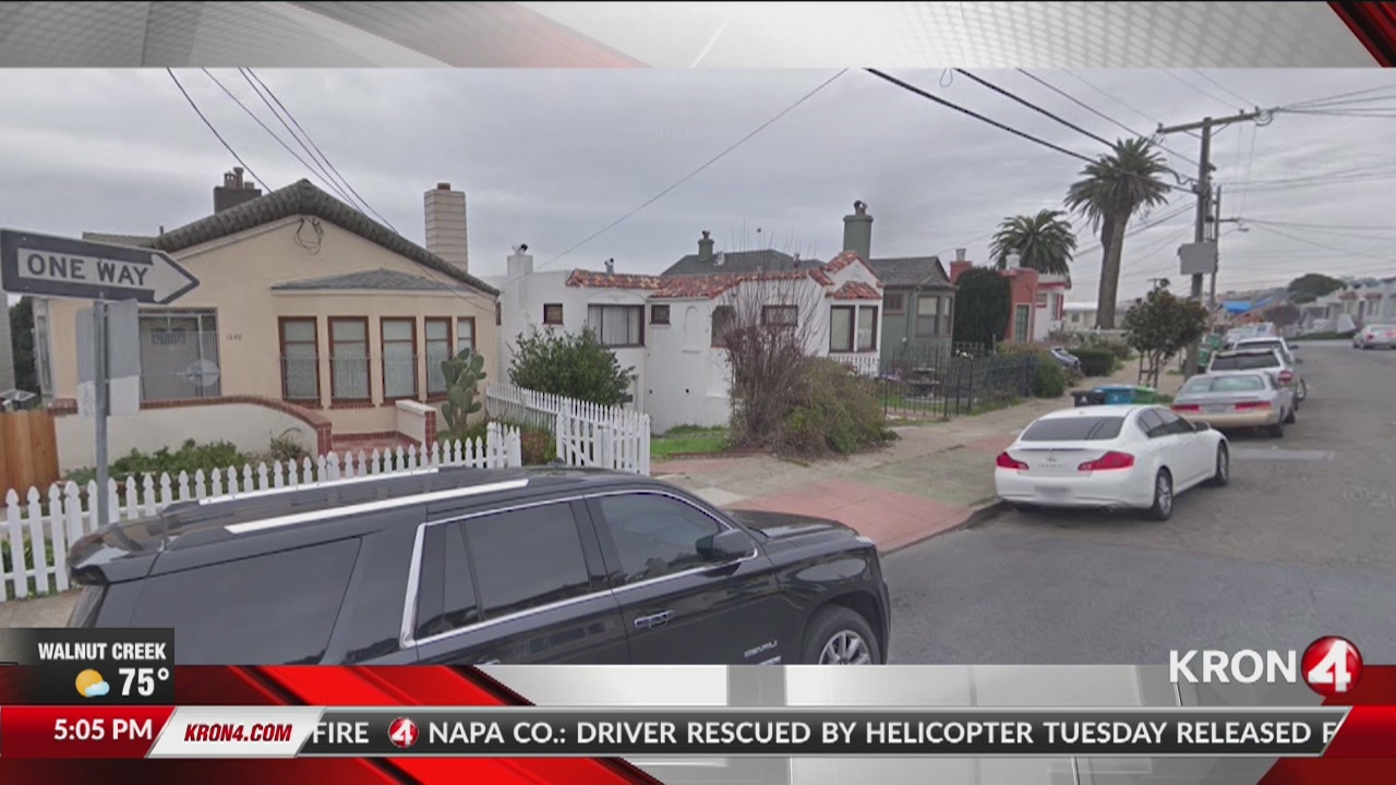 Man arrested for raping 74-year-old woman in San Francisco