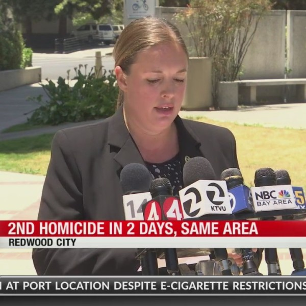 2nd homicide in 2 days in San Mateo County
