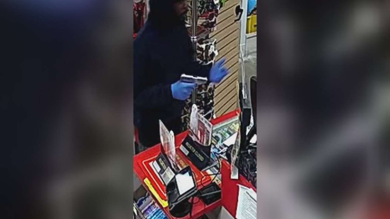 armed robber santa rosa police department
