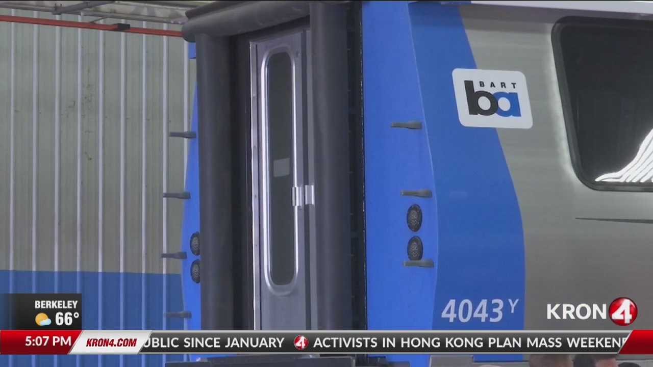 BART's 'fleet of the future' to be built in Pittsburg, bringing more jobs