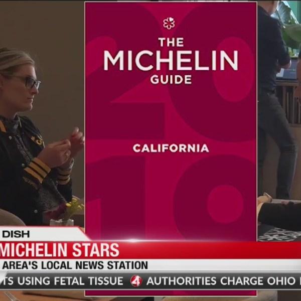 Dine and Dish: Michelin's Bay Area stars