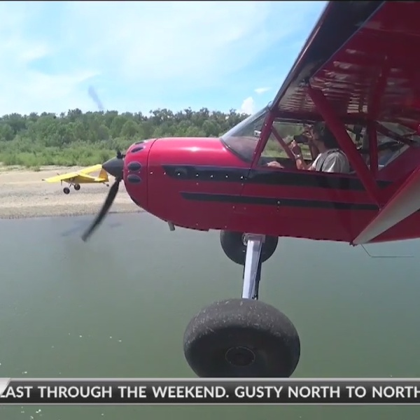 Flying Tails: River flying with back country pilots