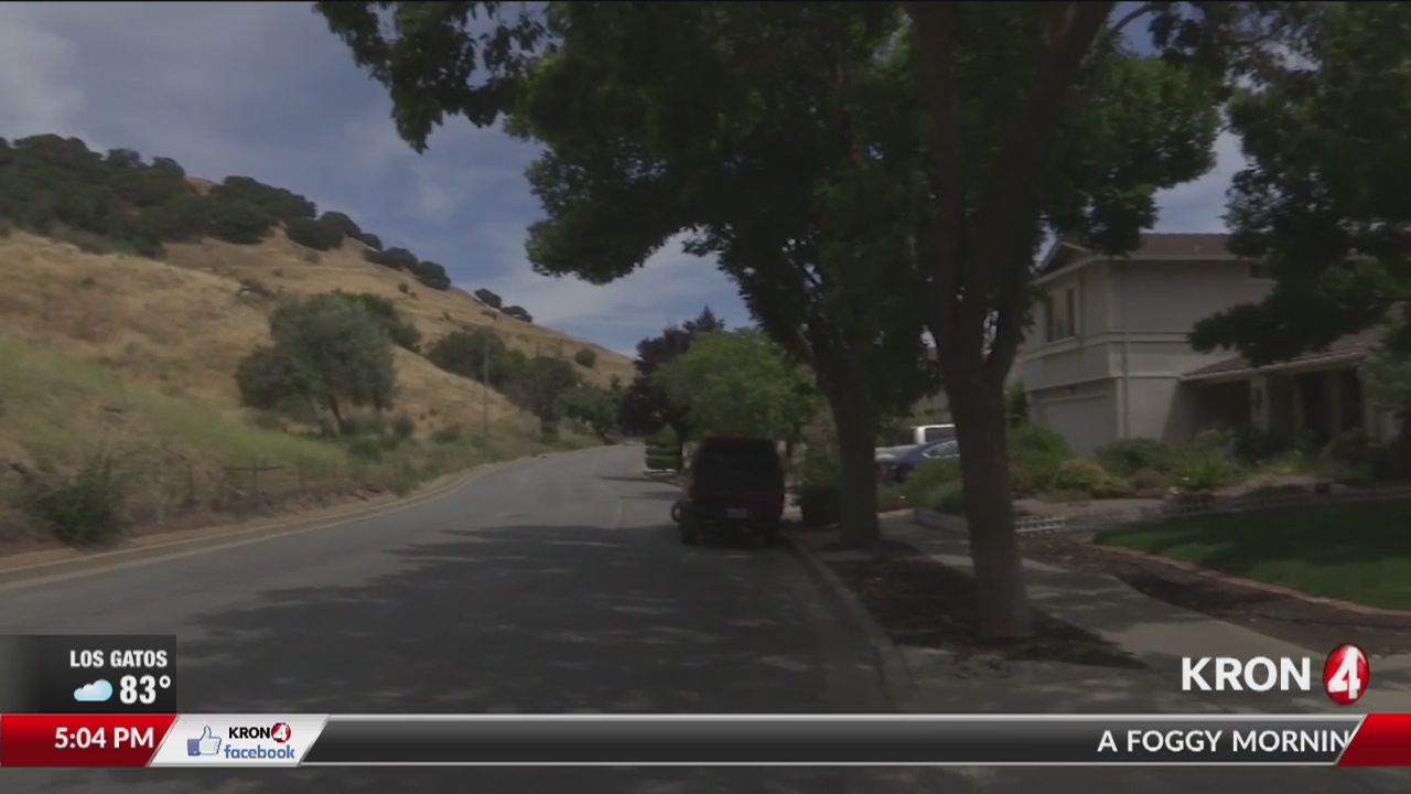 Fremont grass fire contained; evacuations lifted