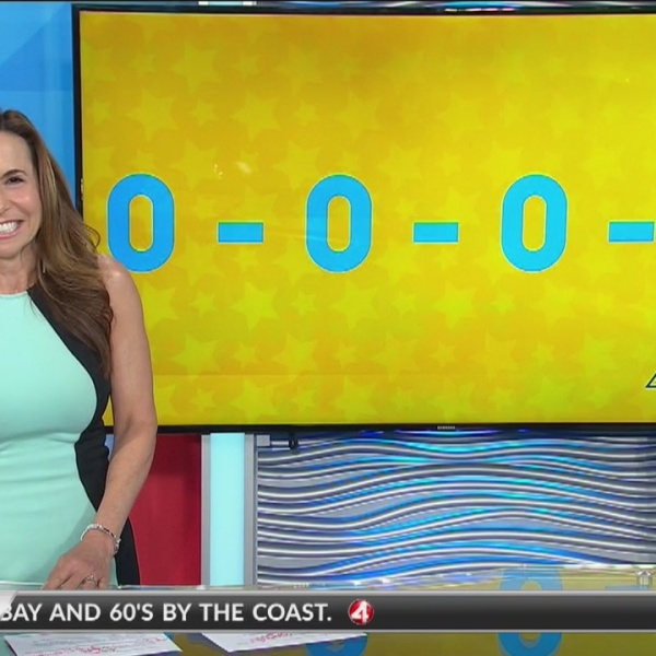 KRON4 Morning Buzz: Over 2K people win North Carolina lottery