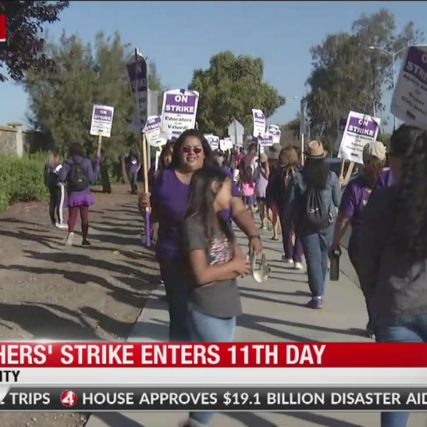 Last school week for students, but New Haven teachers strike continues