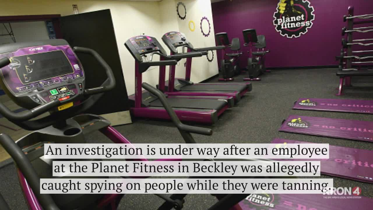 Planet Fitness Worker Caught Spying On People In Tanning Beds