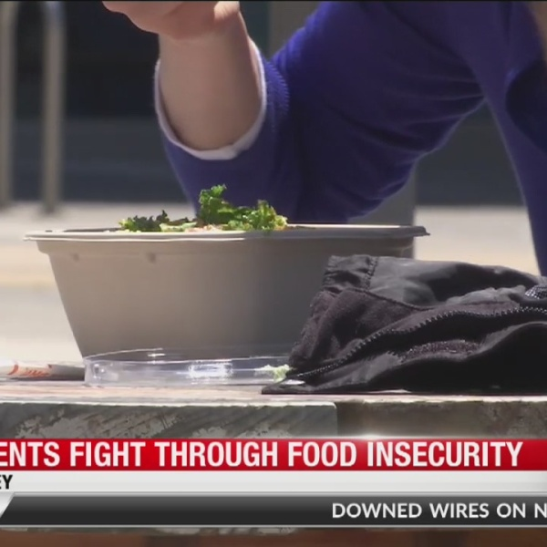 Student fight through food insecurity at UC Berkeley