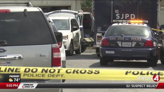 4 victims killed in San Jose quadruple murder-suicide