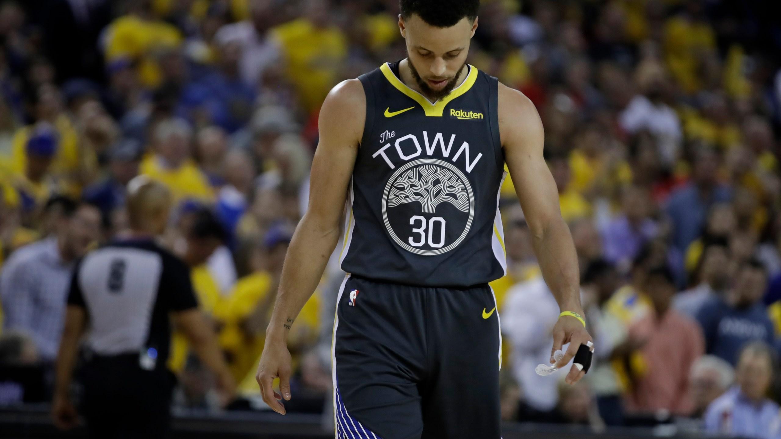 NBA Finals Raptors Warriors Basketball_1560484420139