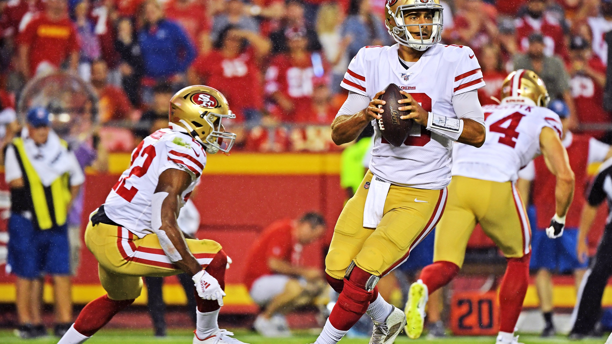 39105059 49ers 3-0 in preseason after 27-17 victory over Chiefs | KRON4