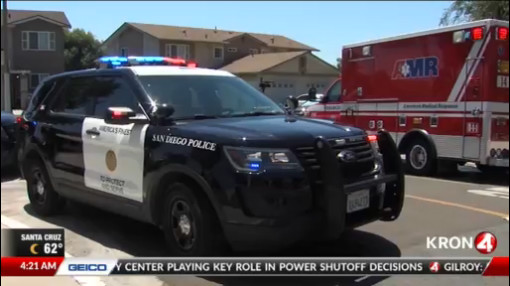 Toddler found dead in back seat of car | KRON4