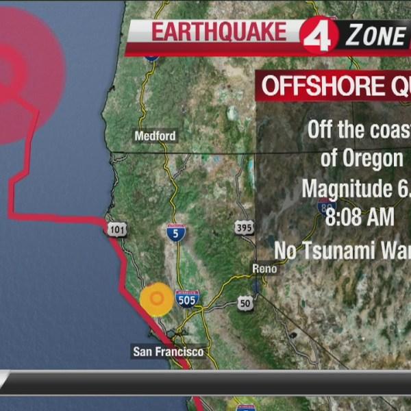 Earthquakes | KRON4