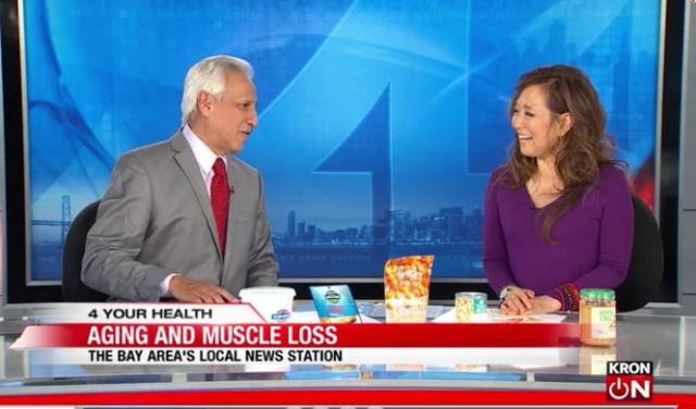 Aging: How to Reverse Muscle Loss