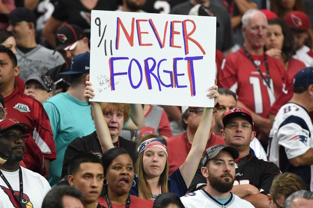 How sports helped America heal after 9/11