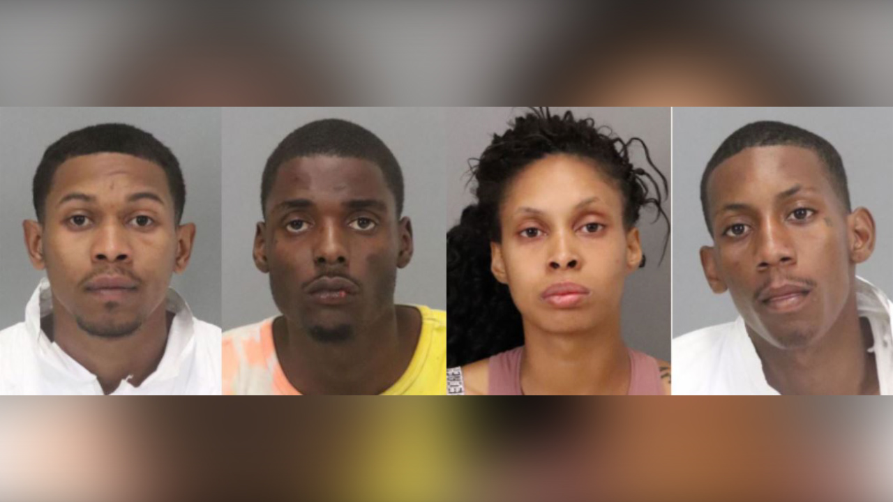 Police arrest 4 suspects in connection to killing 84-year