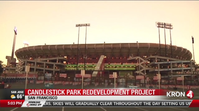 A look at redevelopment plans for former Candlestick Park site
