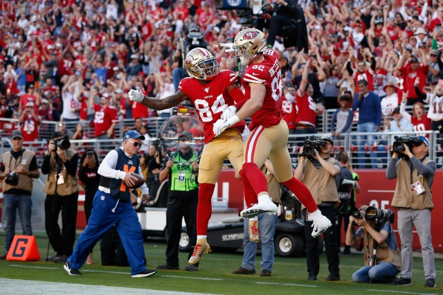 49ers overcome 16-0 deficit, come back to defeat Cardinals 36-26