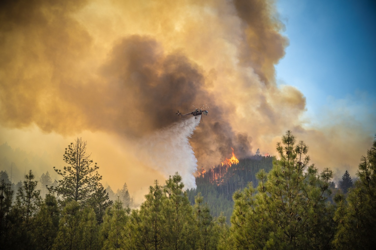 Scientists developing wildfire technology to change California's 'new normal'