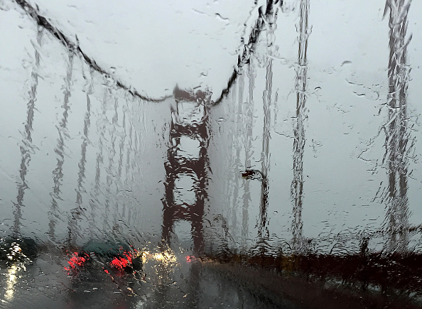 More rainfall to drench Bay Area this weekend