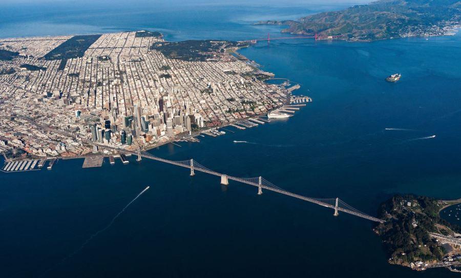 Image courtesy Save The Bay San Francisco