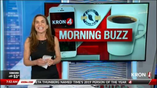 KRON4 Morning Buzz: Company surprises employees with $10 million bonus
