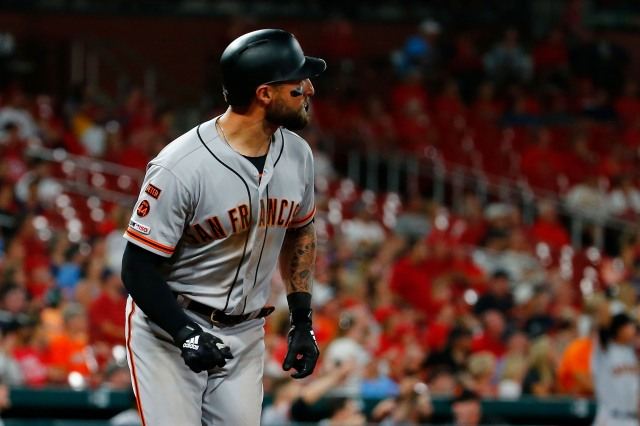 San Francisco Giants say goodbye to outfielder Kevin Pillar