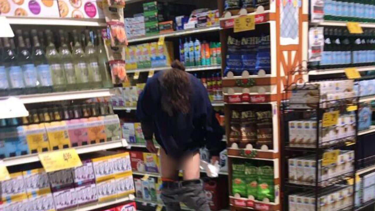 Man Caught Pooping In Aisle Of San Francisco Safeway Kron4