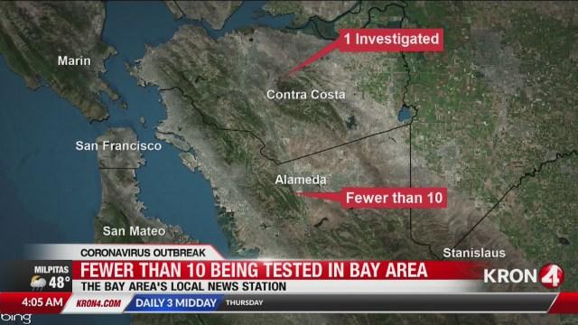 Coronavirus reaches Bay Area as death toll rises