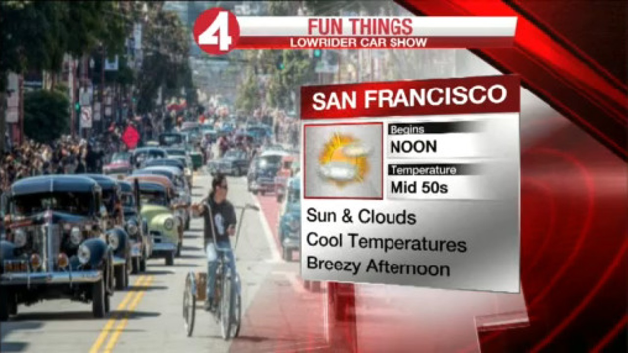 4 Fun Things: Here's what's happening in the Bay Area