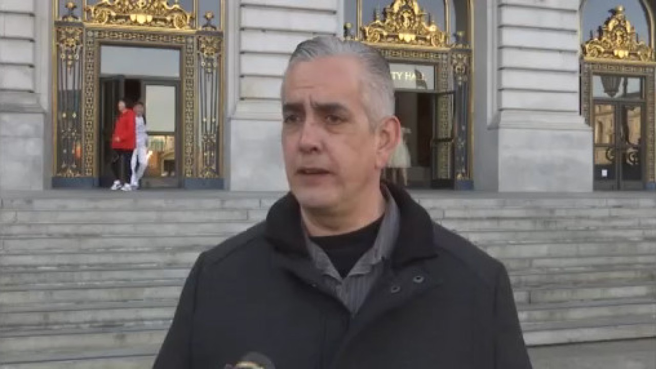 Former homeless addict now working with drug task force in San Francisco
