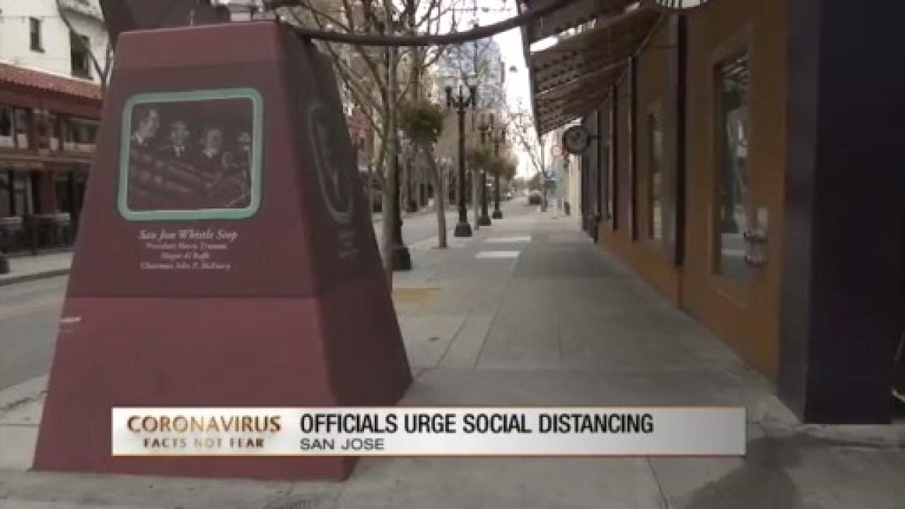 Santa Clara County residents apply stop-at-home orders after upward push in COVID-19 conditions - KRON4 thumbnail