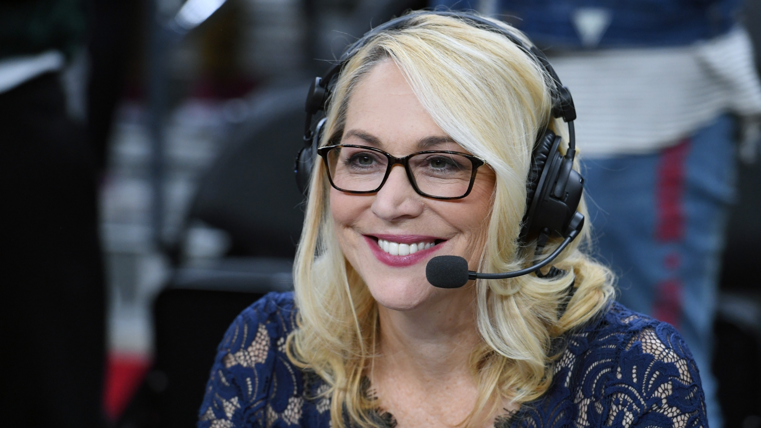 ESPN NBA analyst Doris Burke tests positive for COVID-19   KRON4