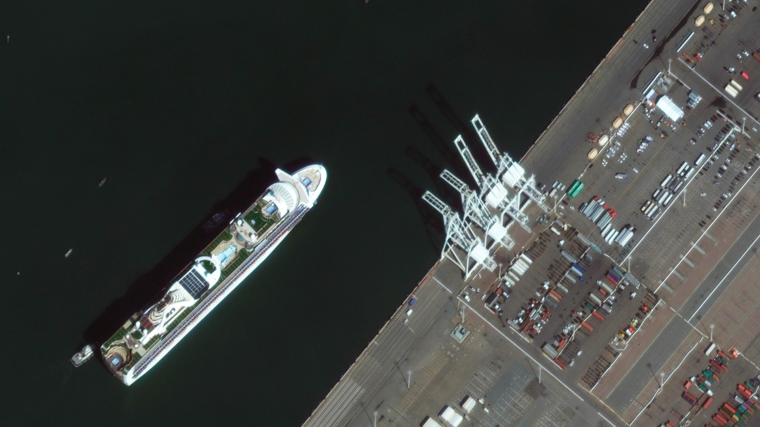 3 passenger cruise ships to dock at Port of Oakland | KRON4